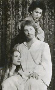 Jesus Christ Superstar, Larry Marshall as Judas